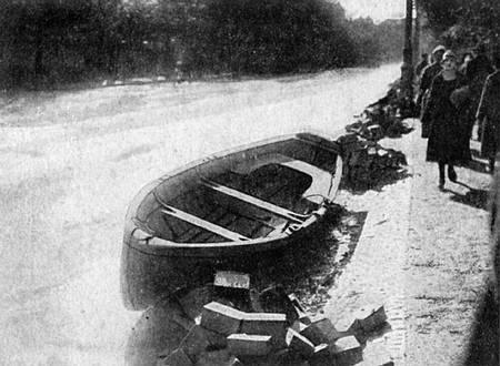 Наводнение 1924 года в Санкт-Петербурге.