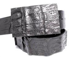 Гавиал - ремень из кожи крокодила